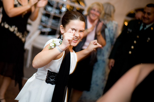 DJ Greyhound provides dj services for weddings in PA, MD, DC, and VA.  Photo courtesy of Kelly Lee Photography.